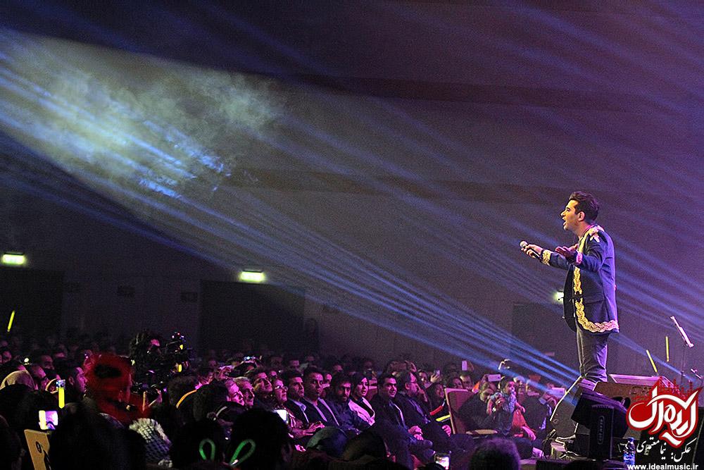 سری هشتم عکسهای کنسرت 9 بهمن حمید عسکری