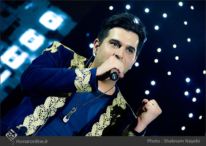 سری دهم عکسهای کنسرت 9 بهمن حمید عسکری