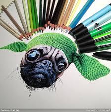 نقاشی های فوق العاده با مداد رنگی + عکس ها 1