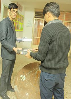 طرح تعویض رایگان دستگاه ماهواره با دستگاه دیجیتال در قهدریجان
