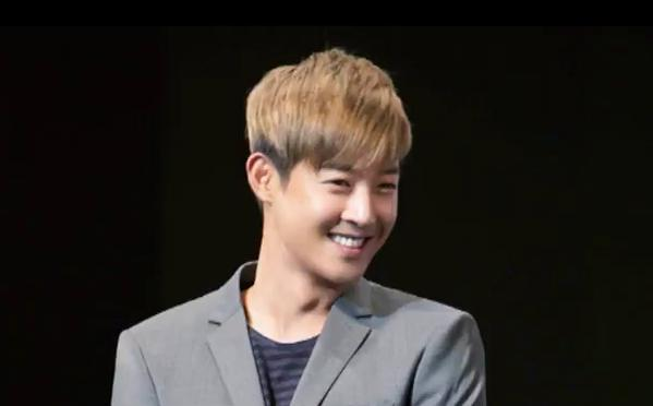 [Voice] Kim Hyun Joong Japan Mobile Site Update [2015.2.4]