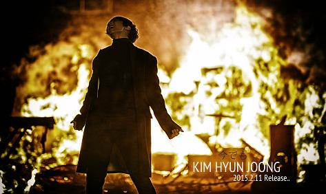 English And Persian Translation Lyrics Of Kim Hyun Joong - Even Now MV