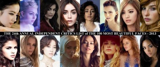 انتخاب زیباترین زن دنیا