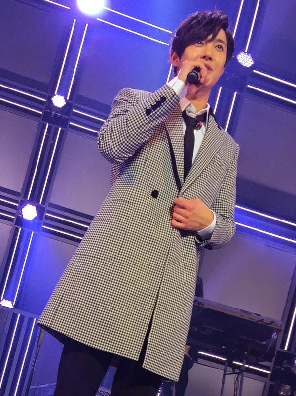 [coriibean Photo] Kim Hyun Joong Japan Tour 2015 GEMINI at Kanazawa [15.01.31]