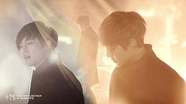 Wallpaper From Hyun Joong in Even Now MV