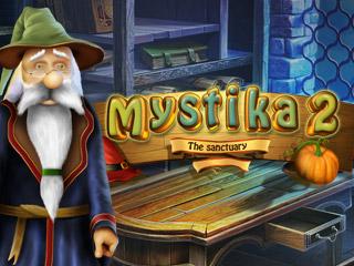 دانلود بازی Mystika