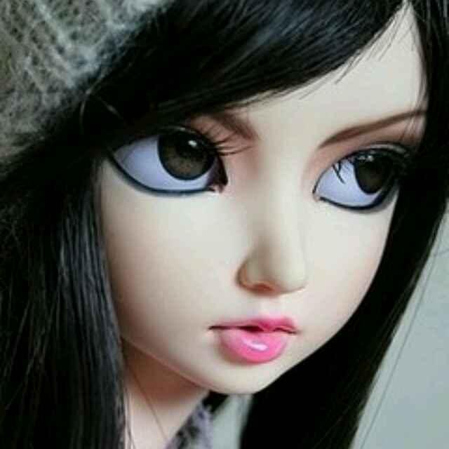 عکس های عروسکی دوست داشتنی زیبا و خوشگل