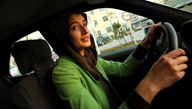 دختر مقبول شهرکابل