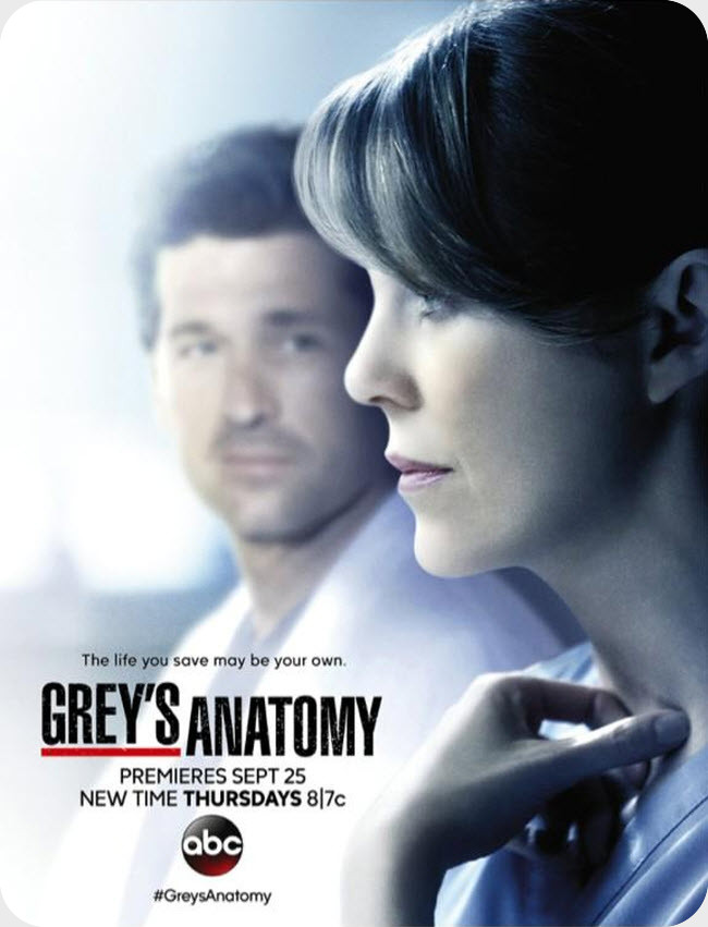 سریال Grey's Anatomy فصل 1-7