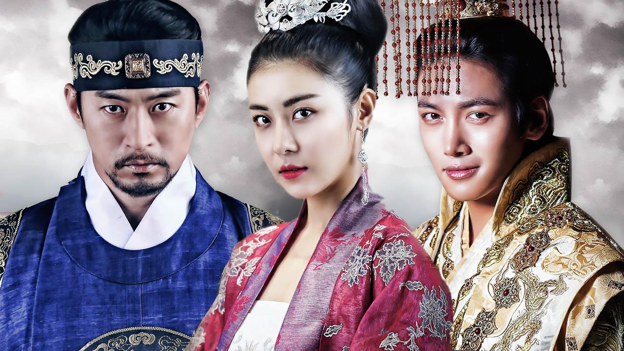 دانلود سریال کره ای Empress Ki با لینک مستقیم و رایگان  همراه با زیرنویس فارسی