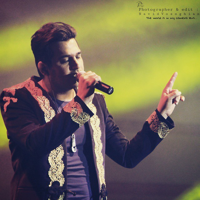 ویدیو از کنسرت 9 بهمن حمید عسکری سری دوم