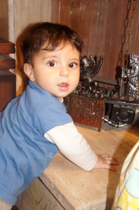 کیان 8 ماهه