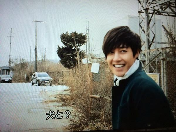 Photos + Video_Kim Hyun Joong - 2nd Japanese Album Still_Even Now Making Film