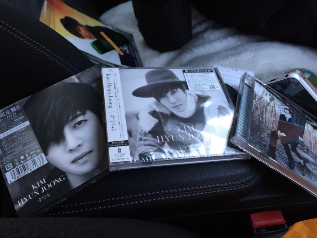 [Photos] Kim Hyun Joong Japan Tour 2015 Gemini in Hiroshima [2015.02.10]
