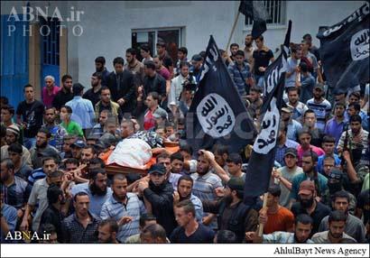 فلسطین و داعش