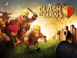 Clash of Clans بازی کلش کلنز