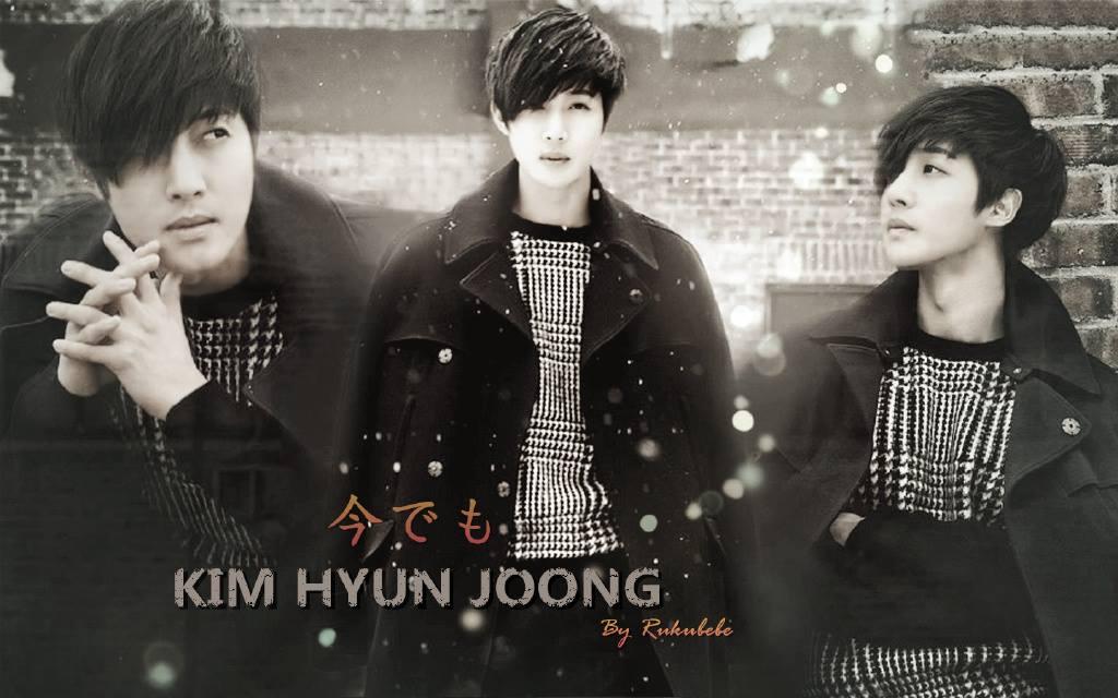 Rukubebe Wallpaper - Kim Hyun Joong In Even Now MV