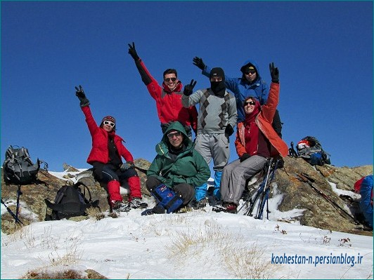 قله کرکوه