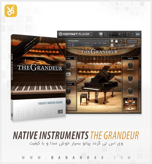 دانلود وی اس تی پیانو Native Instruments The Grandeur