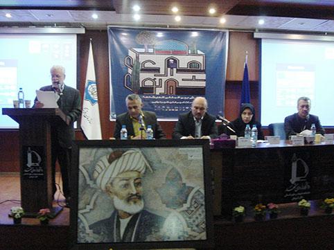 سخنرانی دکتر حسین محمدزاده صدیق در همایش امیر علیشیر نوایی دانشگاه فردوسی مشهد