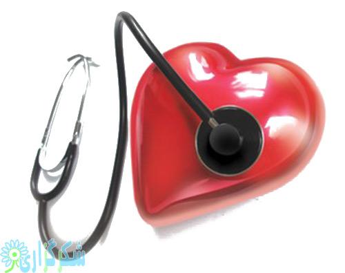 بزرگی قلب بیماری قلب درد قلب درمان معالجه مضرات نمک فواید شنا کردن