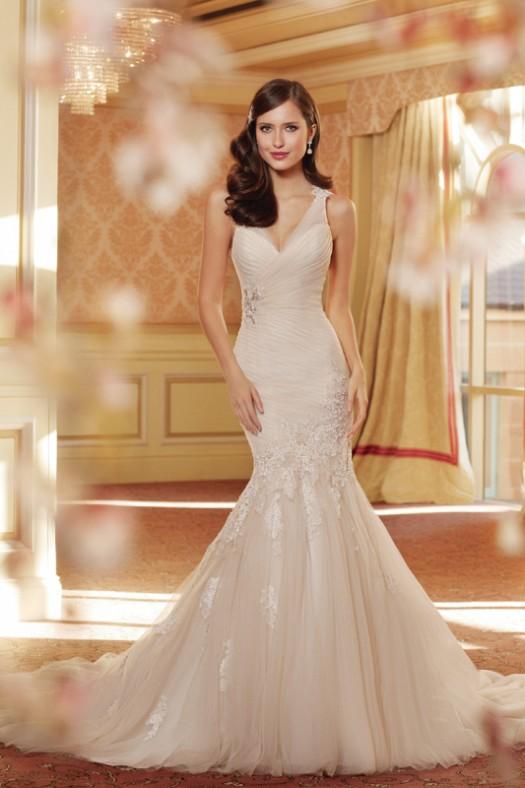 لباس عروسی لوکس 2015,لباس عروسی لوکس,مدل لباس عروس 2015