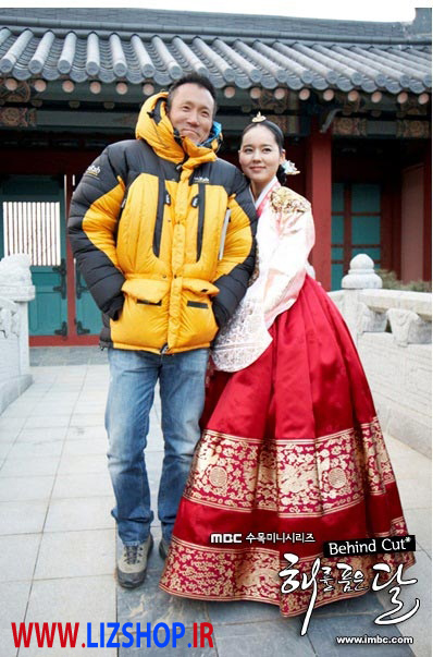 تصاویر,تصاویر بازیگران کره ای,تصاویر خنده دار,تصاویر زیبا,زیباترین عکس,زیباترین عکس ها,سریال افسانه خورشید و ماه,سریال های کره
