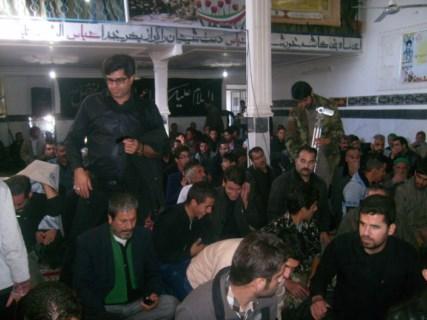 روستای کلاته سادات - عکس های یادواره شهدا در سال 93