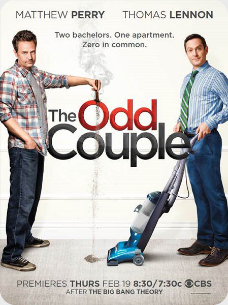 سریال The Odd Couple فصل 1