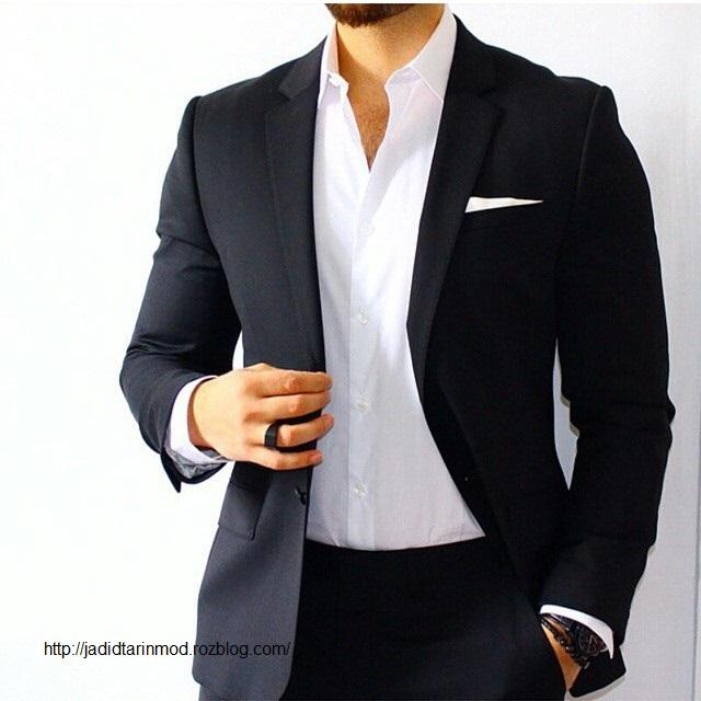 لباس مردانه شخصیتی