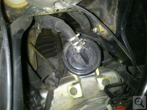 آموزش تعمییر خودرو-تعویض فیلتر بنزین