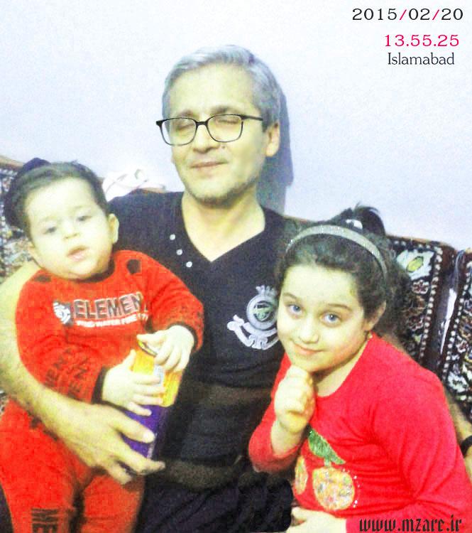 بابا و سارینا و ... زمستان 93
