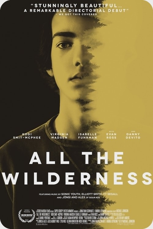 فیلم All the Wilderness 2014