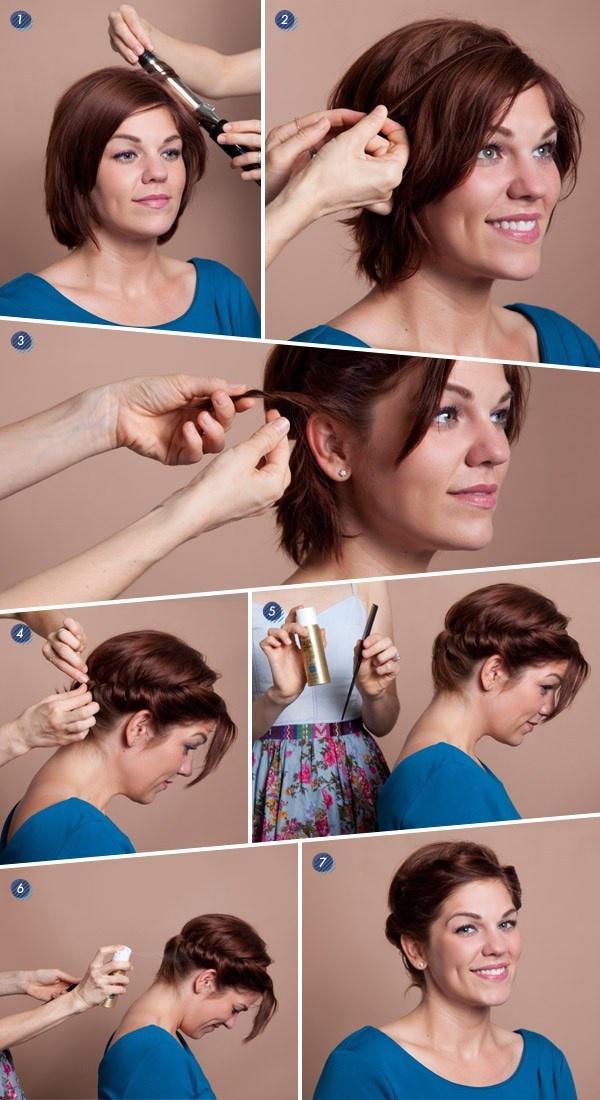 آموزش بافت و آرایش مو