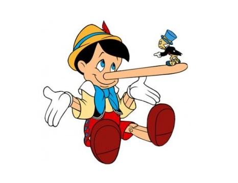 دروغ را آنقدر بزرگ بگویید تا کسی نتواند در آن تردیدی ایجاد کند
