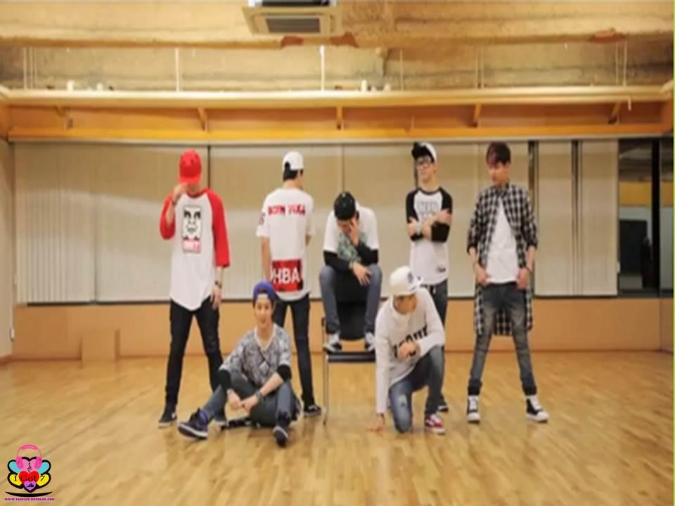 i like you dance practice