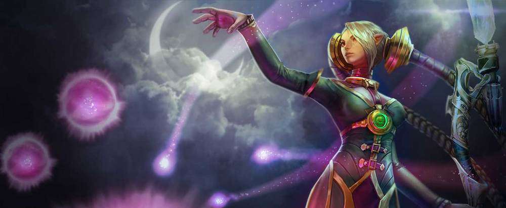 new hero celeste vainglory