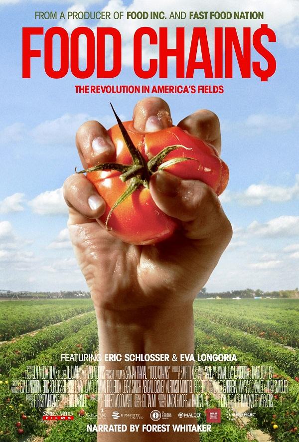 دانلود مستند Food Chains 2014