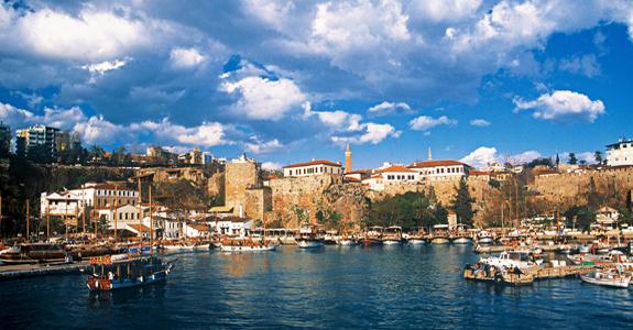 تور ترکیه آنتالیا | آنتالیا
