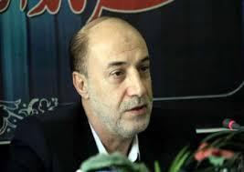 فرماندار همدان -علی تعالی