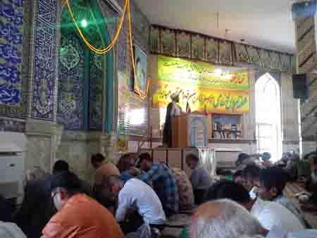 خطبه نماز جمعه 10 مهر ماه 94