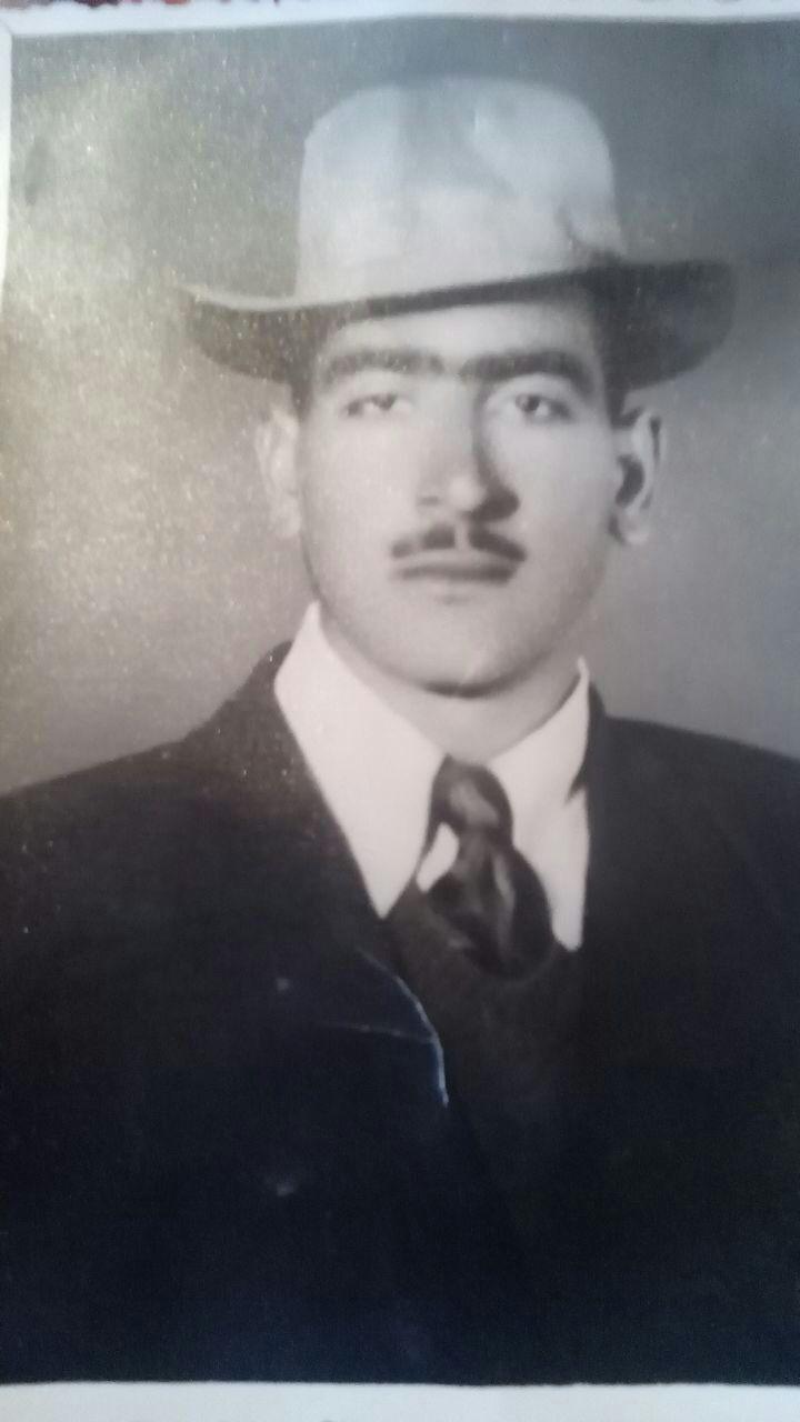 حاج غلامرضا نوروزی