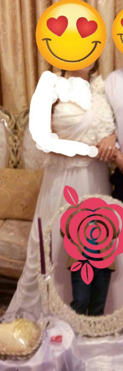 [تصویر: مدل لباس عروسیمون( فقط عکس با سانسور کامل چهره و بدن )]