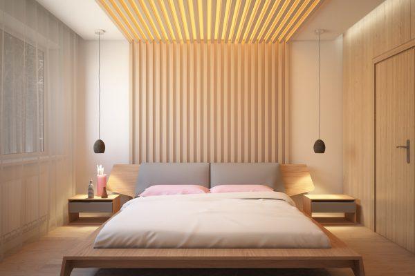 طرح دیوار اتاق خواب1