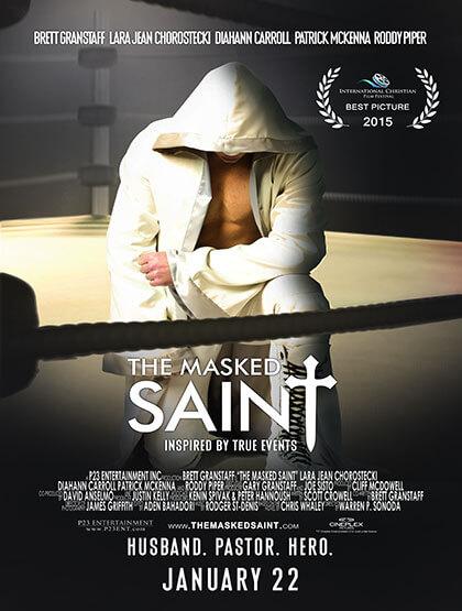 دانلود فیلم The Masked Saint 2016