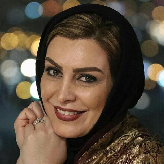 عکسهای ماهچهره خلیلی در افتتاحیه سی و پنجمین جشنواره فیلم فجر_فجر 35