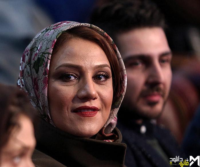 شبنم مقدمی در افتتاحیه جشنواره 35 فیلم فجر