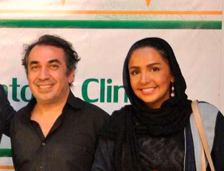 بیوگرافی سیامک انصاری و همسرش طناز هادیان+عکس و ماجرای ازدواج