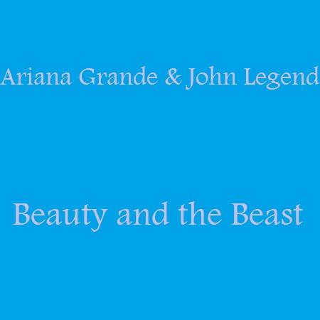 ariana grande bauty and the beast