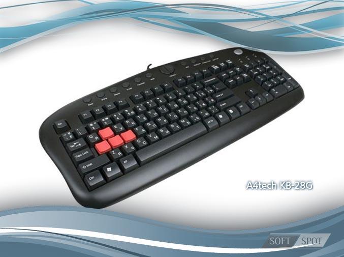 A4tech KB-28G